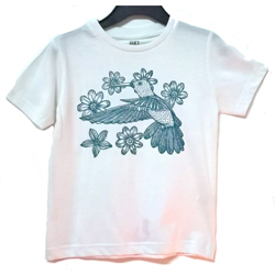-sold out-Tee shirt Colibri