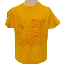 Tee shirt ours hello