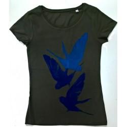 -sold out- Hirondelles bleues