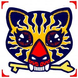 Affiche tigre graou graou
