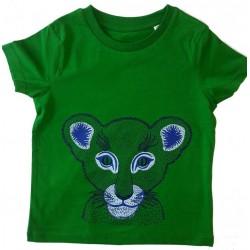 Tee-shirt lionceau