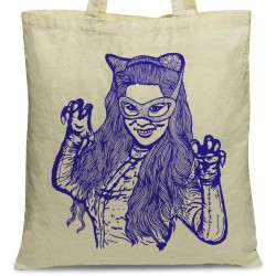 Tote bag - Catwoman