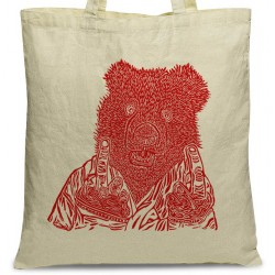 Tote bag - Ours fuck