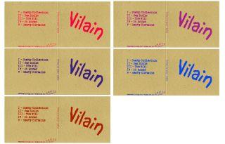 pochette cd serigraphie