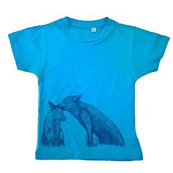 -sold out-Tee shirt renard