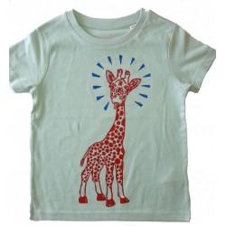 Tee-shirt girafe