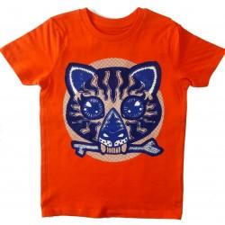 Tee-shirt raouh bleu